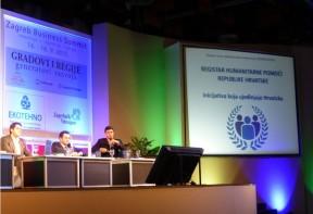 Zoran Rajn - CROENERGY2015, Zagreb Business Summit