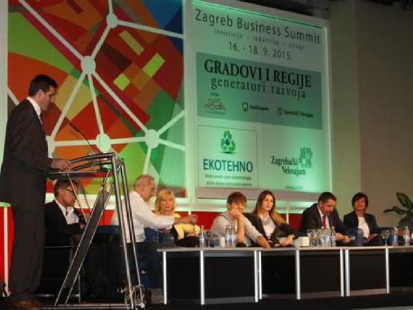 U okviru Zagreb Business Summita predstavljena crowdfunding platforma Croenergy.eu i Registar humanitarne pomoći RH
